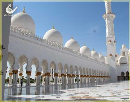مسجد-بزرگ-دبی-امارات