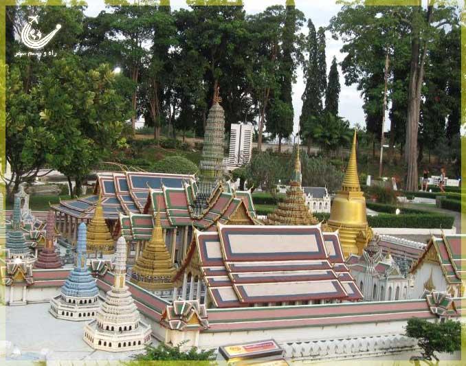 مینی-سیام-پاتایا-تایلند